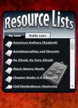 media center list